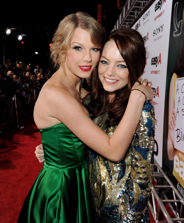 Taylor Swifts friends