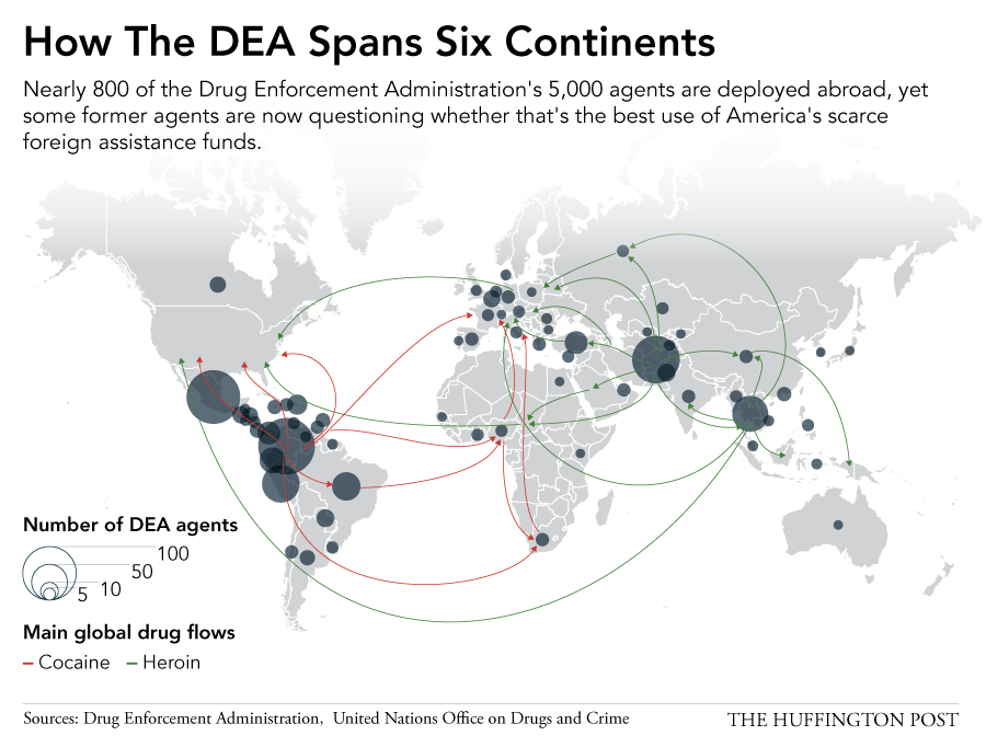 Global DEA Agents
