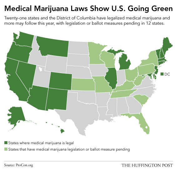 the reasons to legalize marijuana in the united states With harsh possession penalties, low usage rates, and a demonstrable lack of political support, alabama is among the least likely states to legalize marijuana in the near future 2 arkansas.