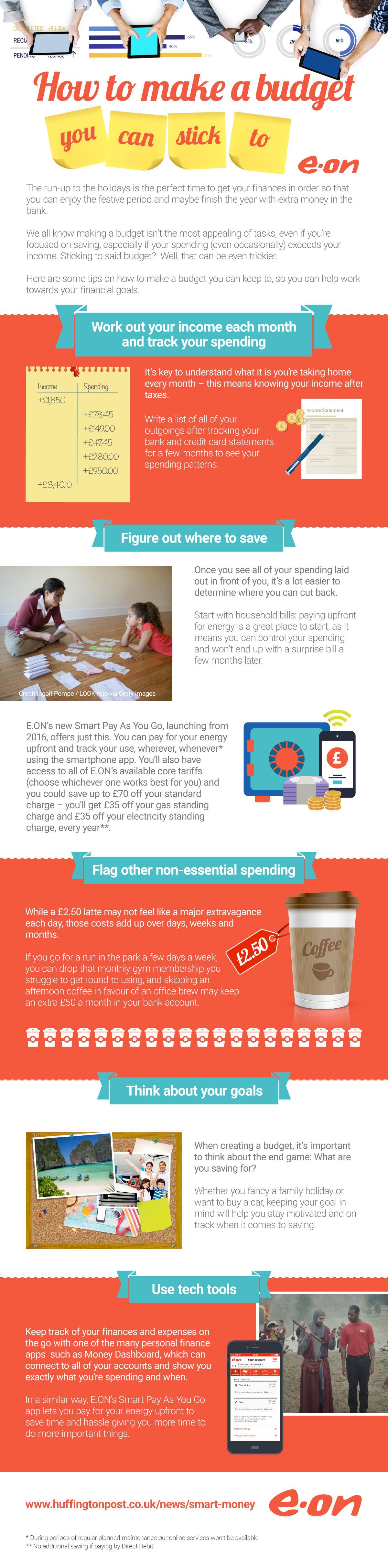 How To Make A Budget You Can Stick To