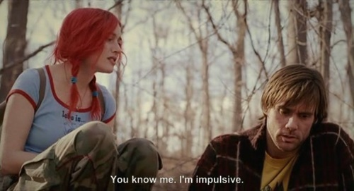 Eternal Sunshine Of The Spotless Mind Is Truly The Love