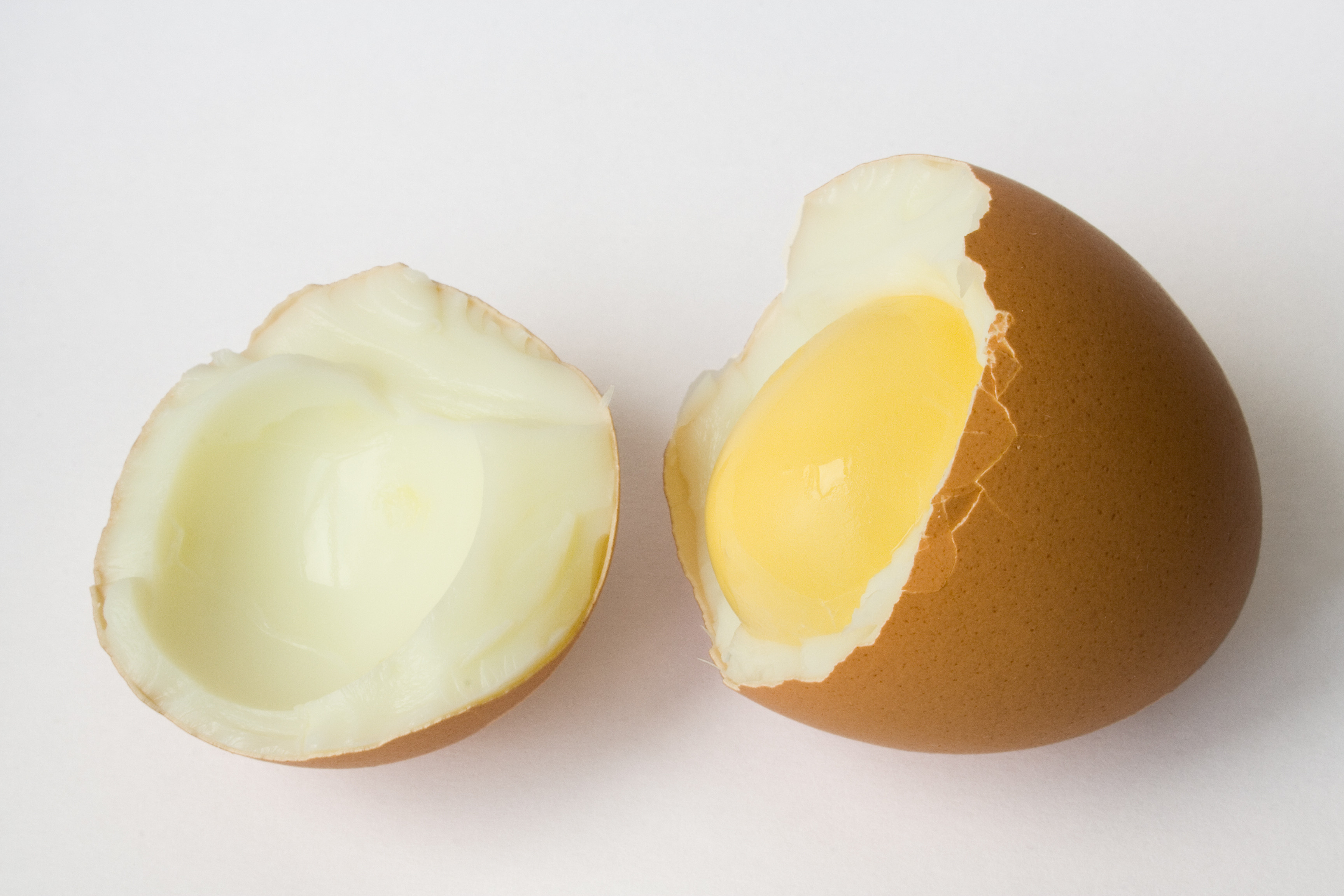 When You Could Be Enjoying This Perfection Of A Boiled Egg