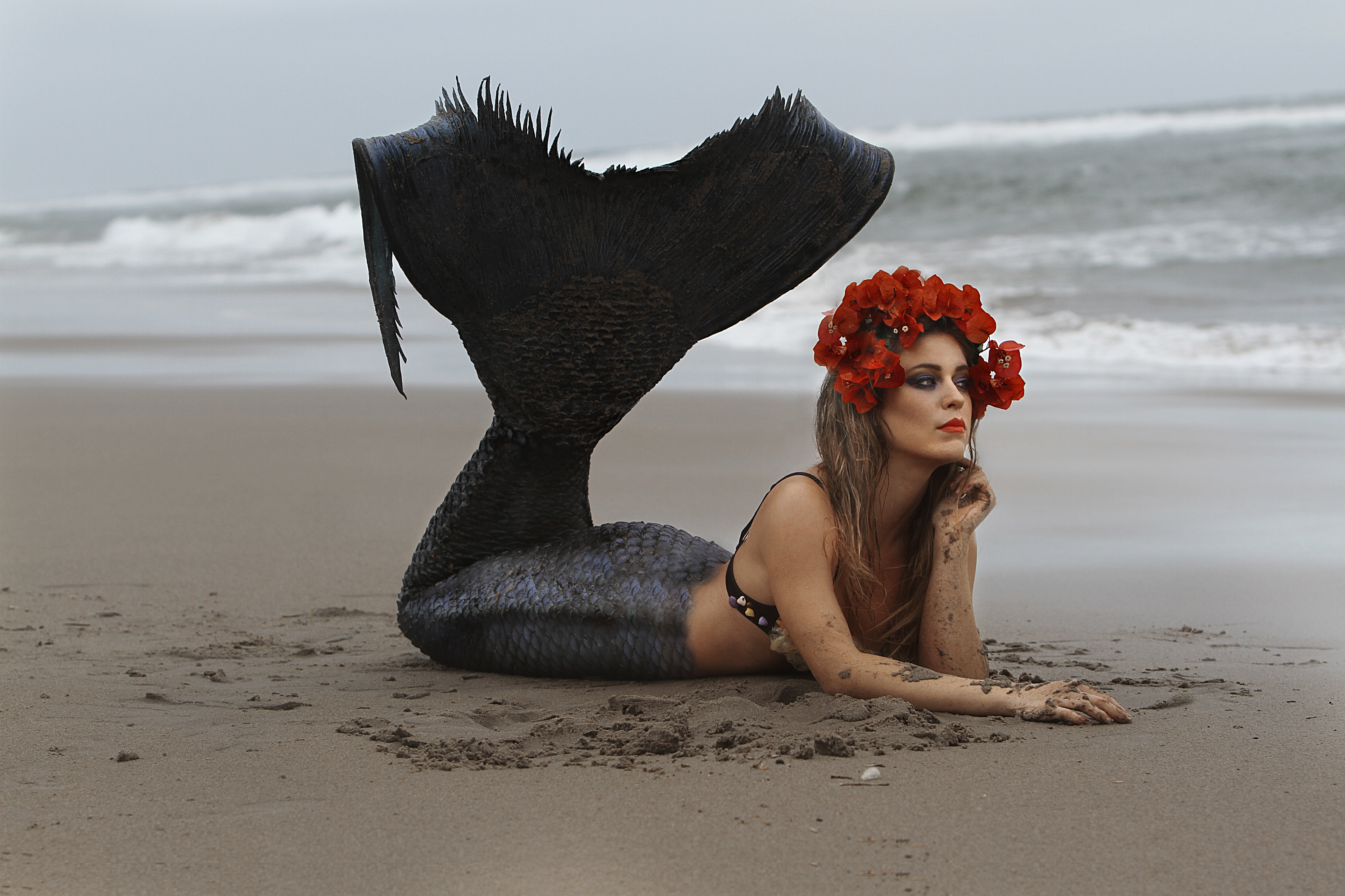 These Enchanting Mermaids Have An Important Message To Send About