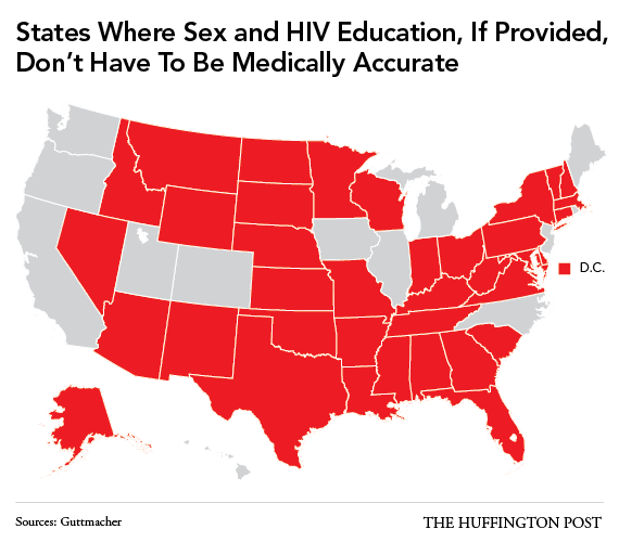 Image result for sex education in america