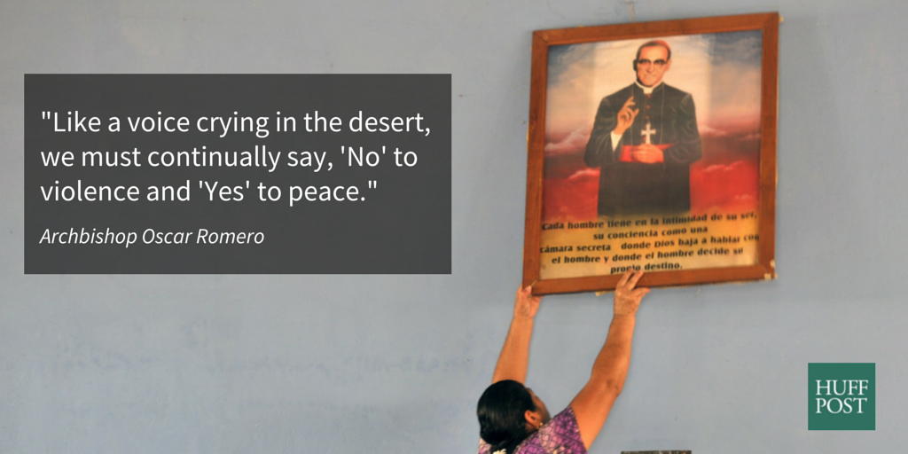 6 quotes that prove archbishop oscar romero was the kind of human we all hope to be. Black Bedroom Furniture Sets. Home Design Ideas