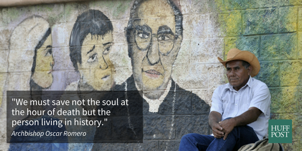 the life of oscar romero in the movie romero 15 quotes from oscar a romero: 'we have never preached violence, except the violence of love, which left christ nailed to a cross, the violence that we must each do to ourselves to overcome our selfishness and such cruel inequalities among us.