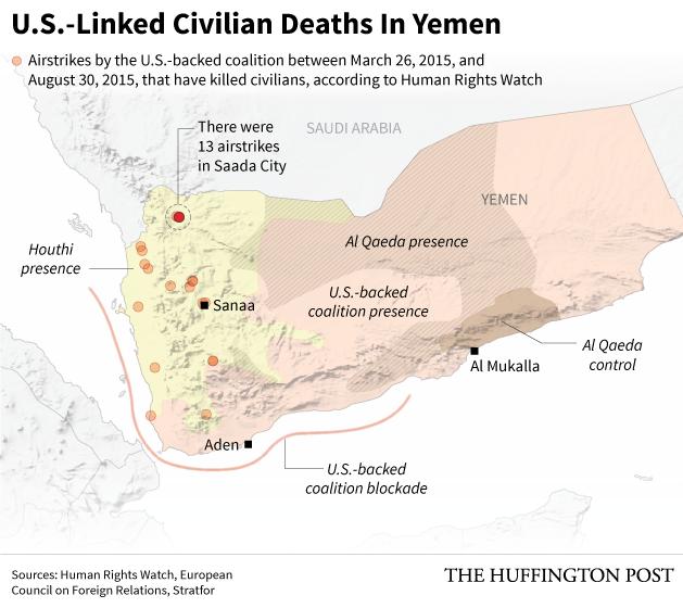 Obama's Gotten The U S  Stuck In Yemen  Is He Looking For A