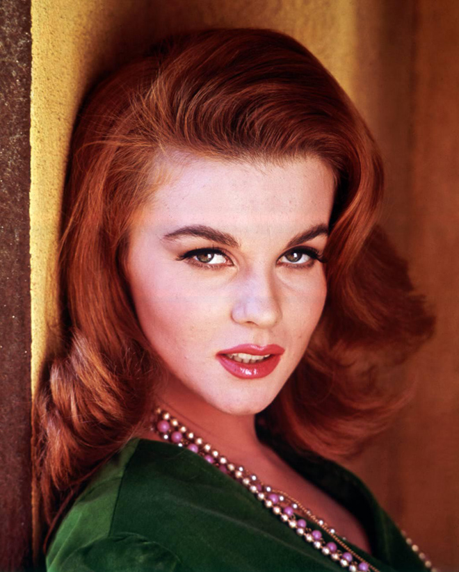 Ann Margret S Enviable Flame Red Hair And How To Get