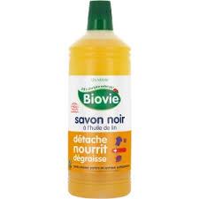 Savon noir liquide - Biovie