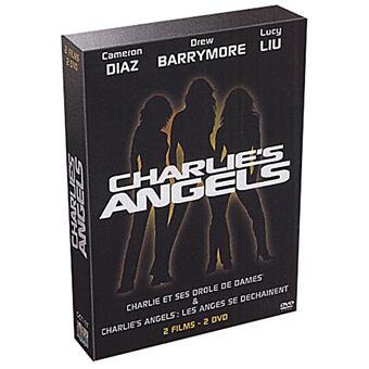 Coffret Charlie's Angels 1 et 2