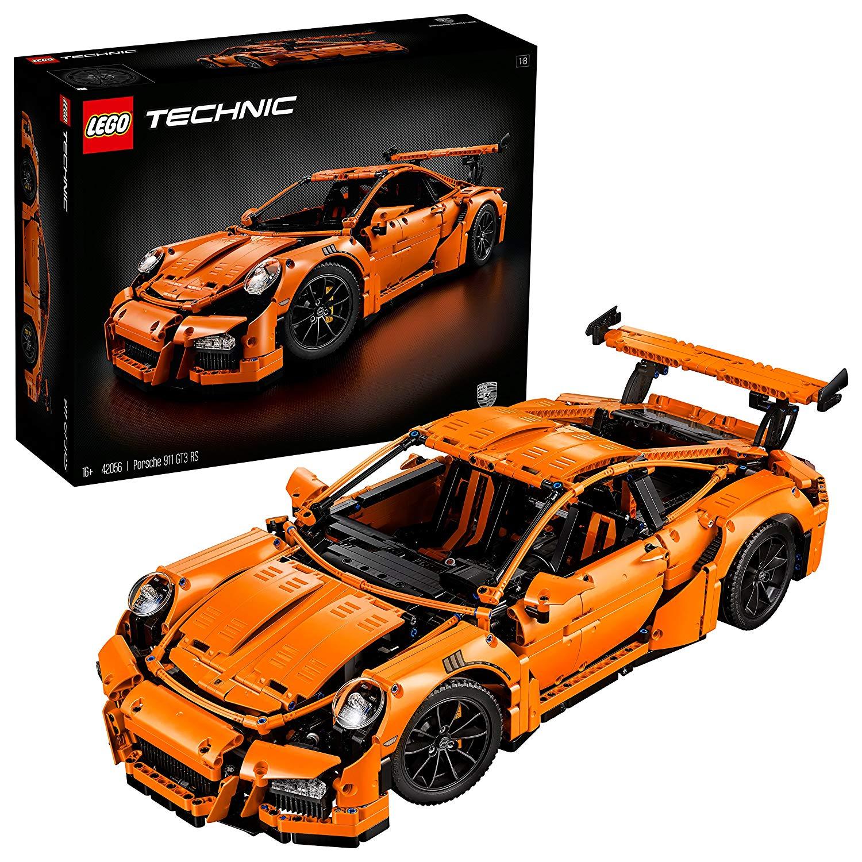 La Porsche 911 GT3 RS