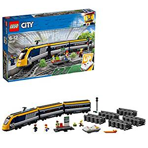 Lego City - Les trains télécommandés