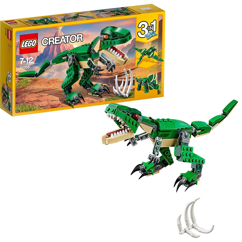 Lego Creator  - Le dinosaure féroce