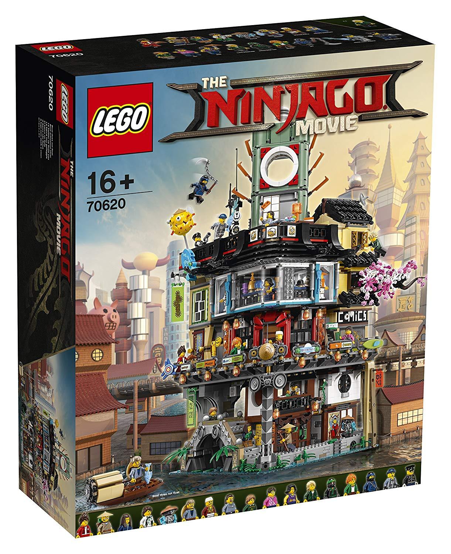 La ville de Ninjago