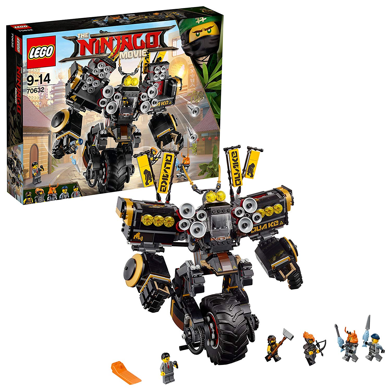 Ninjago - Le Robot sismique