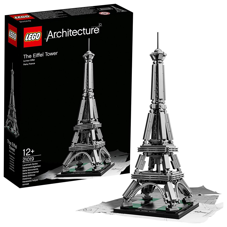 Lego Architecture - La tour Eiffel