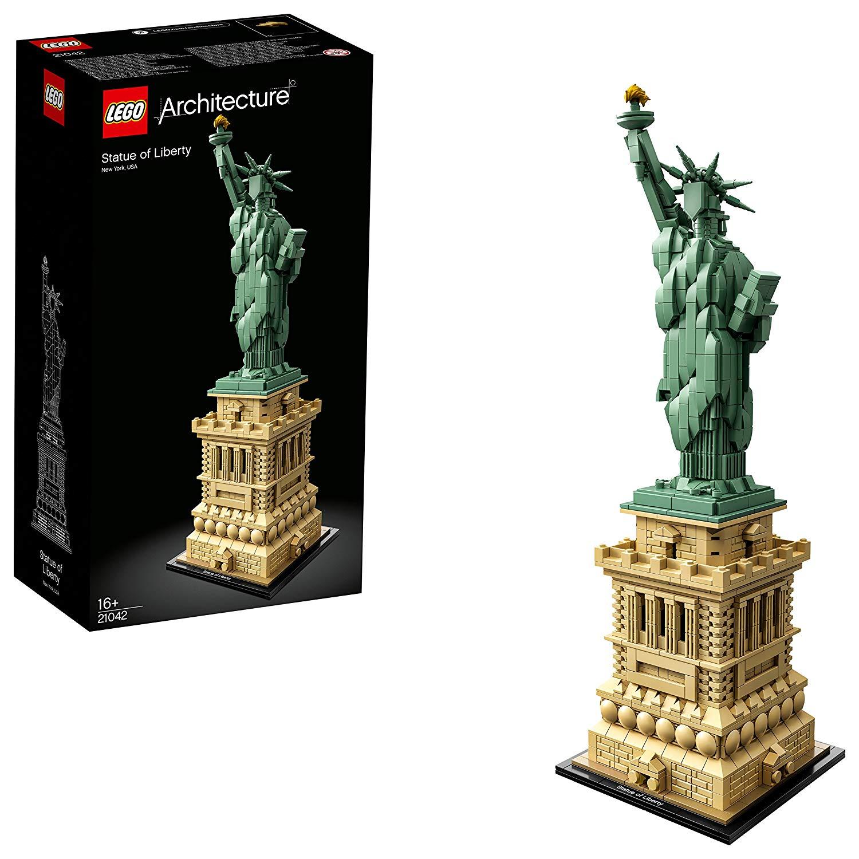 Lego Architecture - La Statue de la Liberté