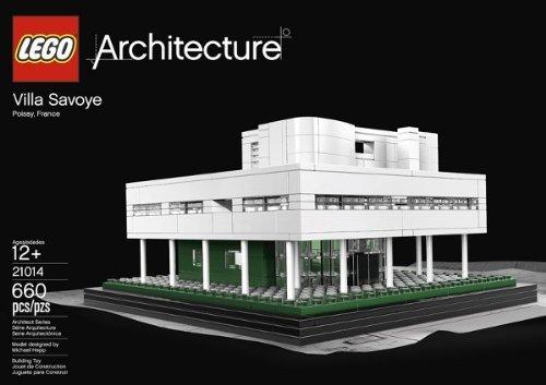 Lego Architecture - La villa Savoye