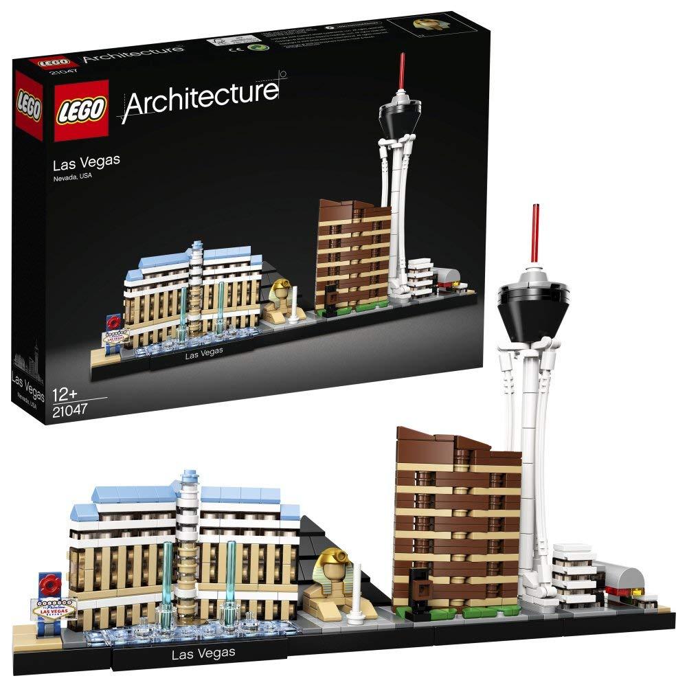 Lego Skyline - Las Vegas
