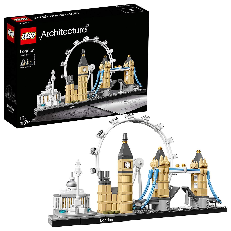 Lego Skyline - Londres