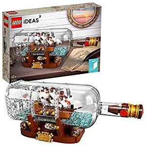 Lego Ideas - Le bateau dans une bouteille