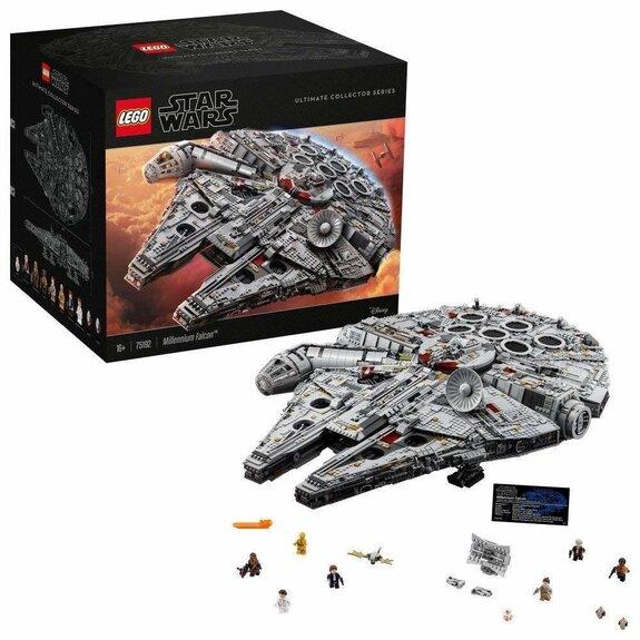 Lego Star Wars - Le Faucon Millenium