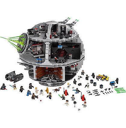 Lego Star Wars - L'Étoile de la Mort