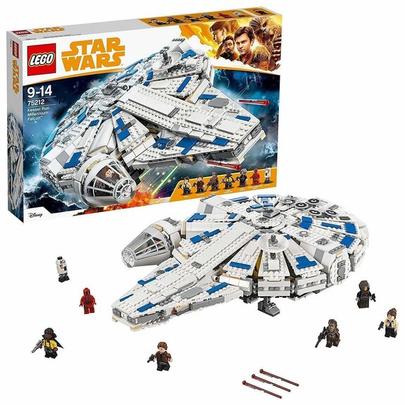 Lego Star Wars - Le Faucon Millenium du raid de Kessel