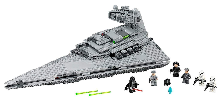 Lego Star Wars - L'Imperial Star Destroyer