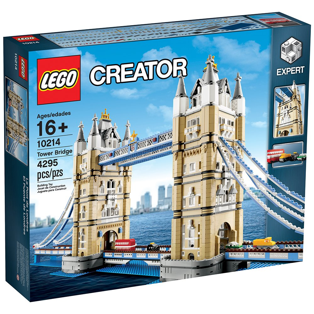 Lego Creator Expert - Le Tower Bridge
