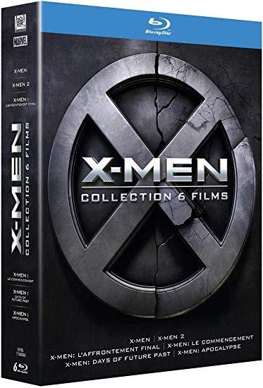 X-Men - L'intégrale (prélogie+trilogie)