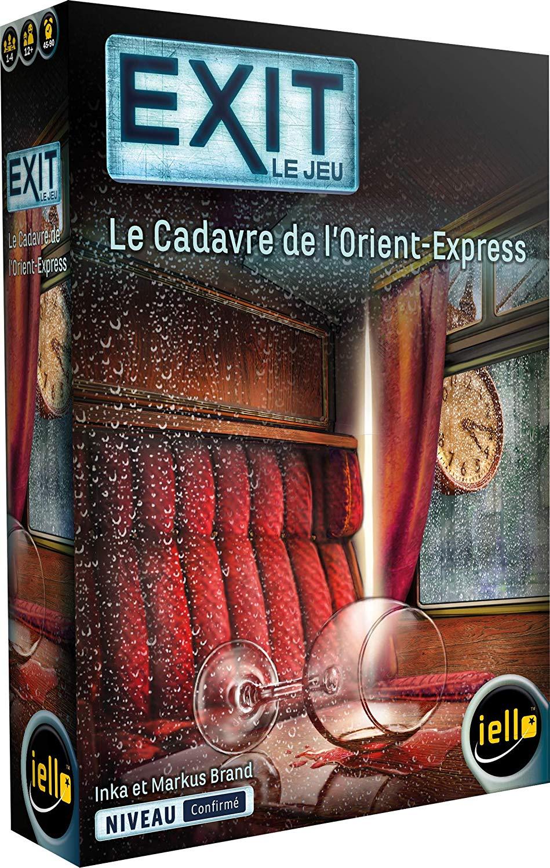 Exit- Le cadavre de l'Orient-Express