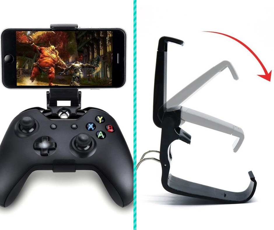 Pince pour smartphone/manette Xbox One