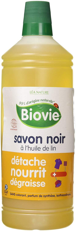Biovie Savon noir liquide 1L