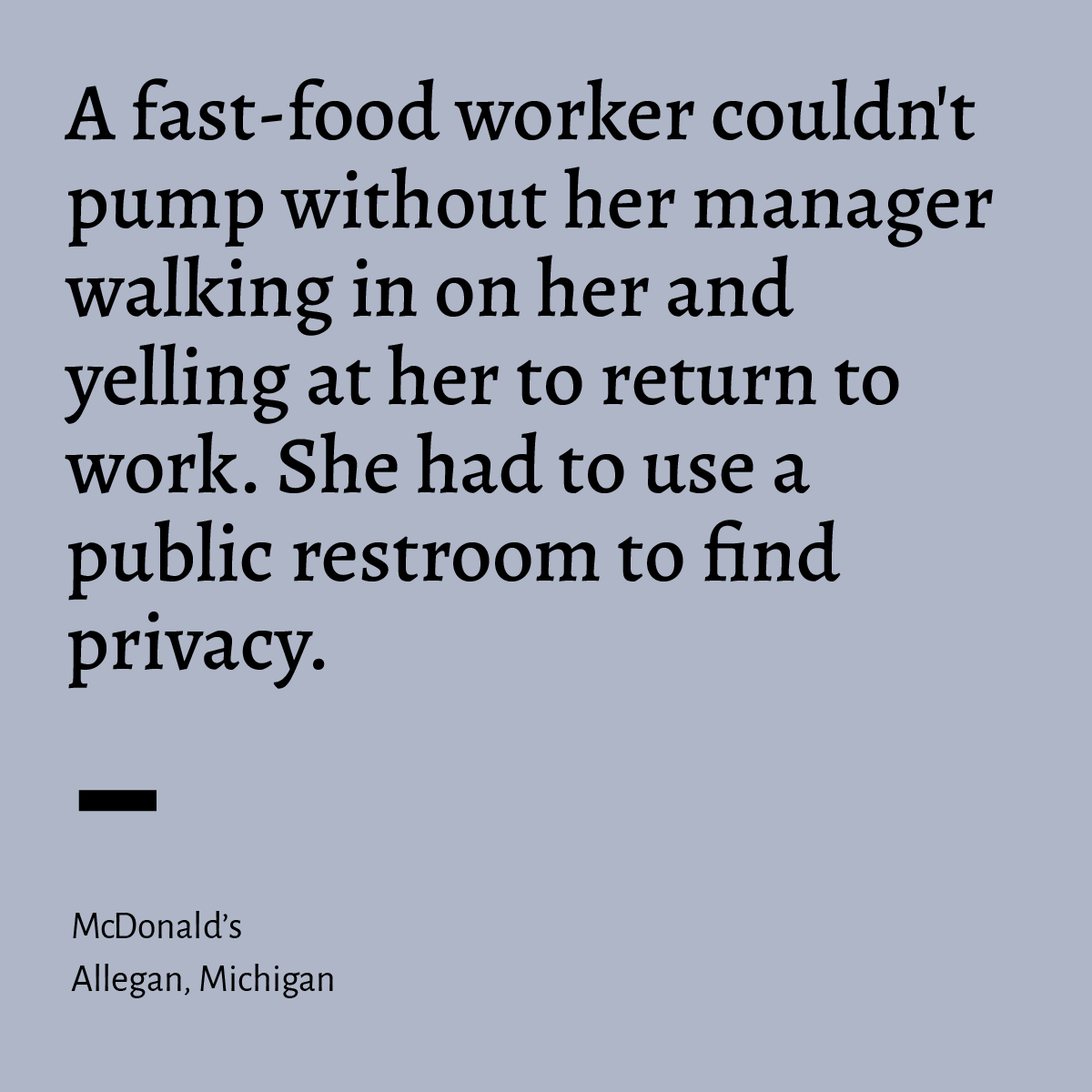 Westlake Legal Group 5d82639ee4b0849d472244b0 How Employers Make It Impossible For Working Women To Breastfeed