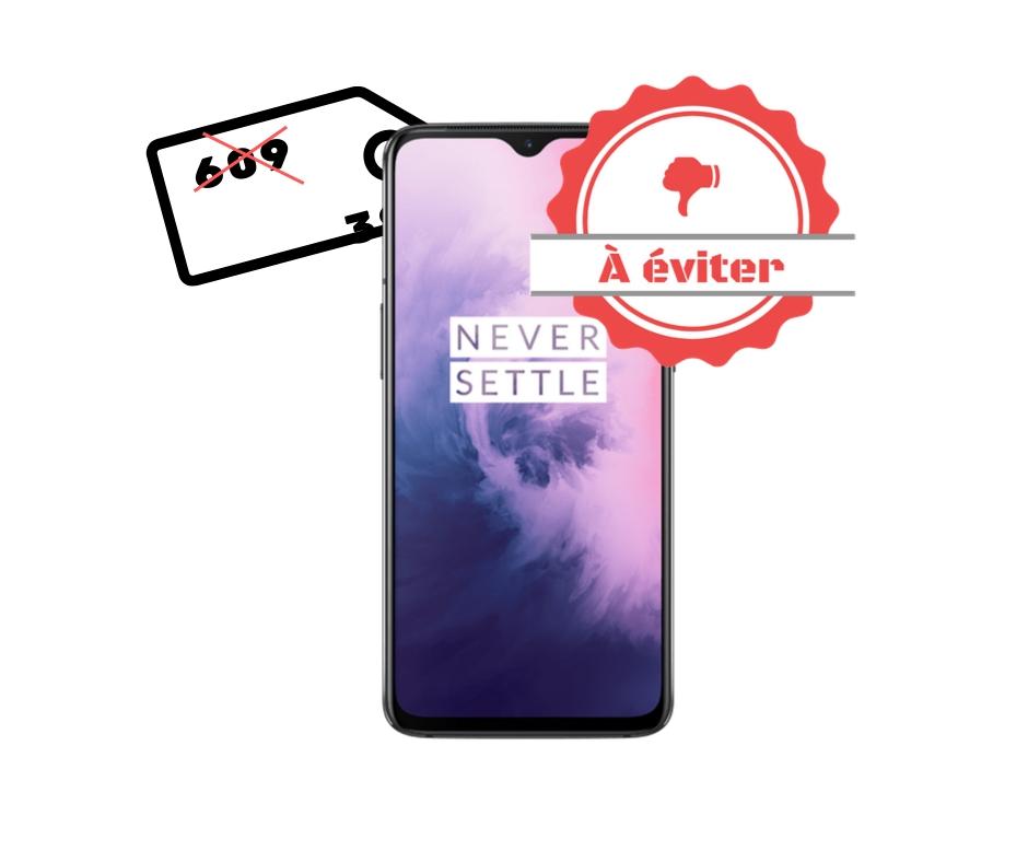 OnePlus 7 à 390 euros