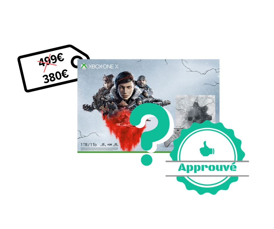 Pack Xbox One X 1 To +