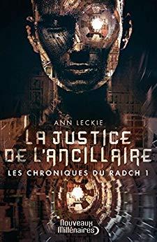 """""""La justice de l'ancillaire"""" d'Ann Leckie"""