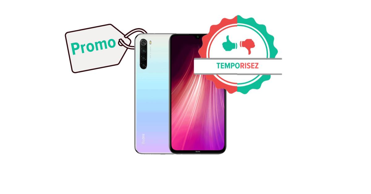 Promo certifiée (mais mieux vaut temporiser) - Xiaomi Redmi Note 8T