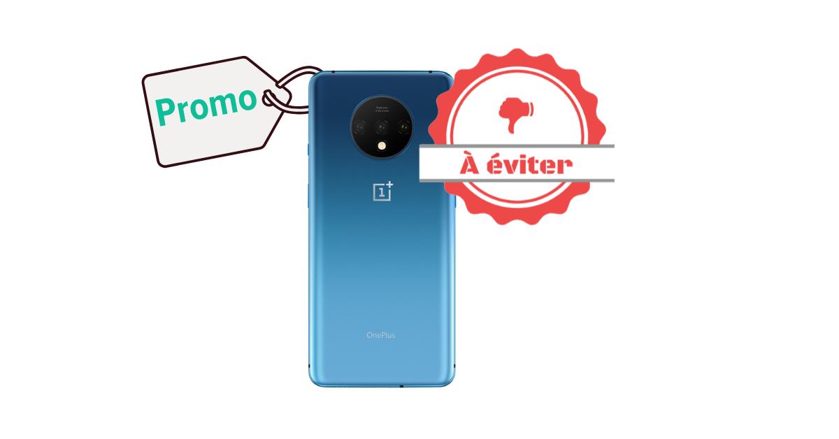 Promo à éviter - OnePlus 7T sur AliExpress