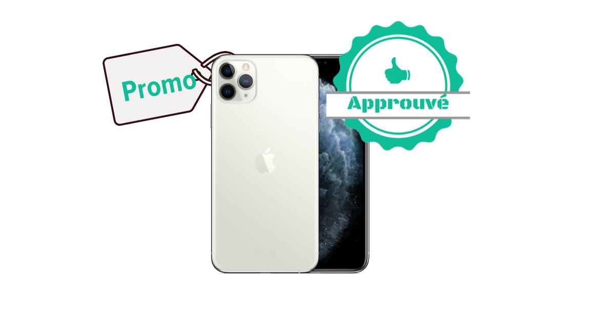Promo certifiée - iPhone 11