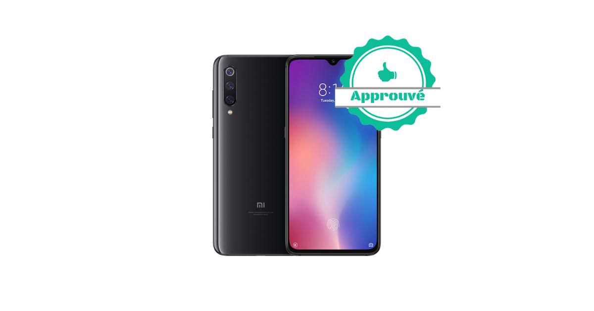 Promo certifiée - Xiaomi Mi 9
