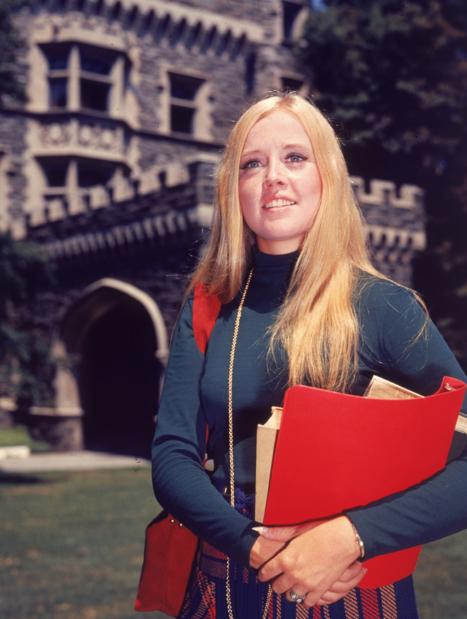 College Student Style Was Just As Cool In The 39 70s Photo Huffpost