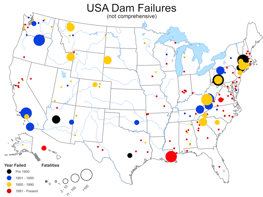 Leaked Report Suggests LongKnown Flood Threat To Nuclear Plants