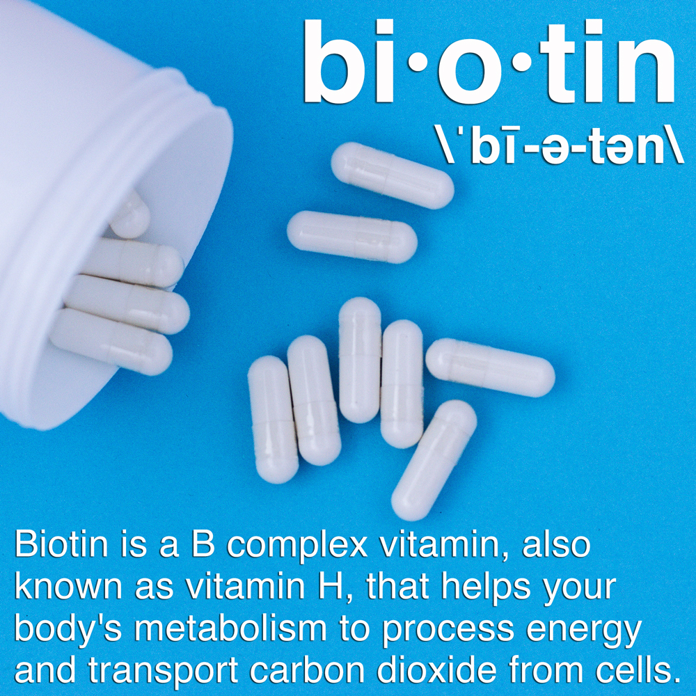 Why You Should Be Cautious Of Taking Biotin For Your Hair, Skin ...