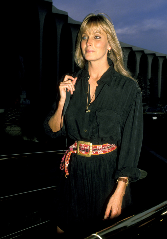 Bo Derek S Little Black Shirtdress And How To Get The