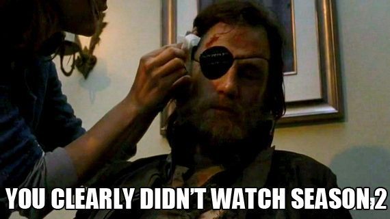 The Walking Dead Recap In Live Bait The Governor