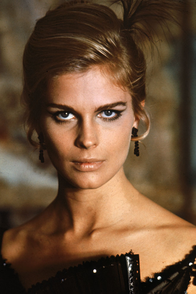 Candice Bergen Young Candice Bergen Paired a