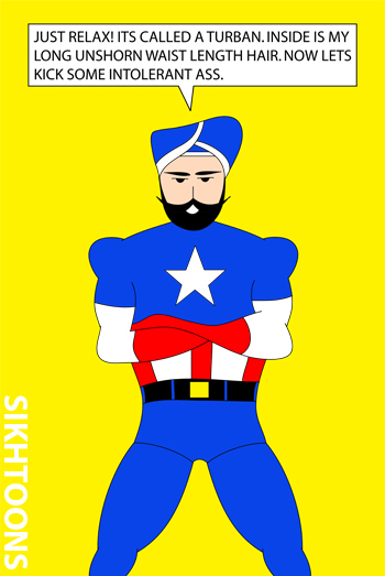 New Documentary Shows What Happens When Sikh Captain American Hits The Streets Of New York