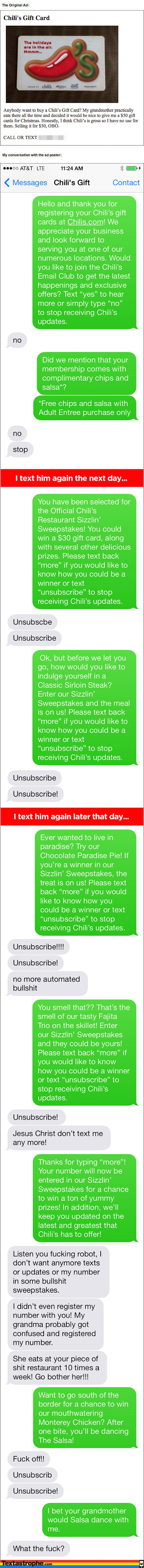textastrophe pulls off hilarious texting pranks on unsuspecting
